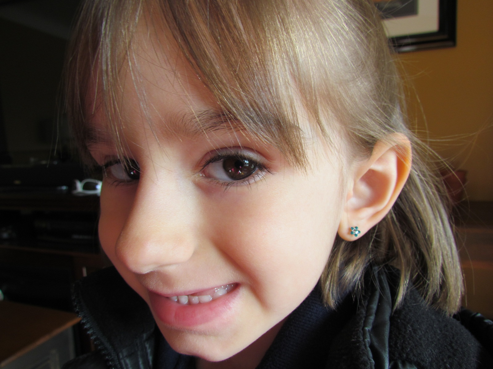 To pierce or not to pierce…..that is the question.