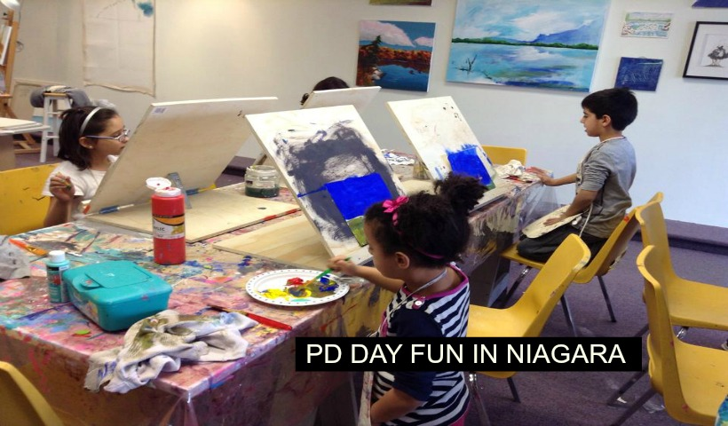 P.D. Day Fun in Niagara