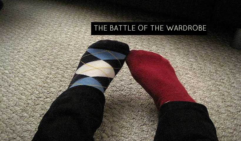 The Battle of the Wardrobe
