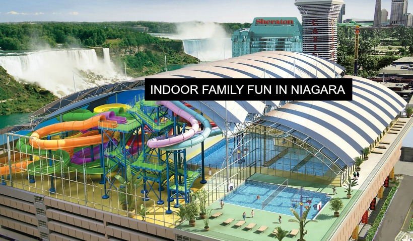 Indoor Family Fun in Niagara